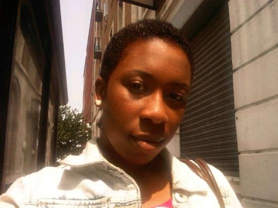 Fresh big chop back in May 23rd 2012
